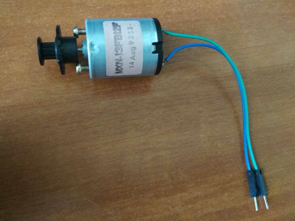 Электромотор для Lego